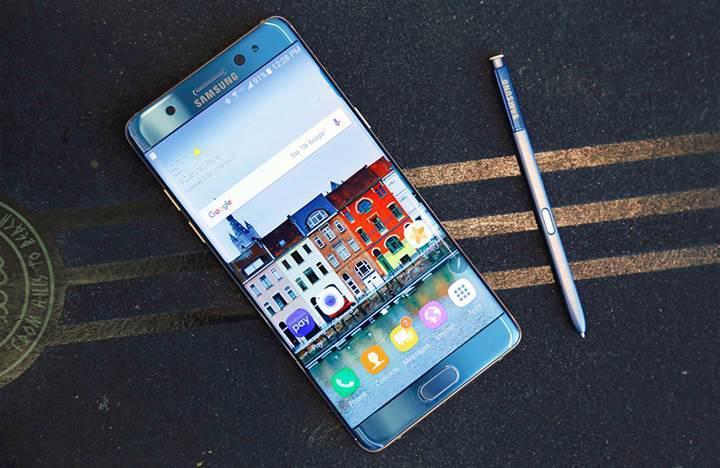 Samsung Türkiye, Galaxy Note 7 değişim ve iade koşullarını yayınladı