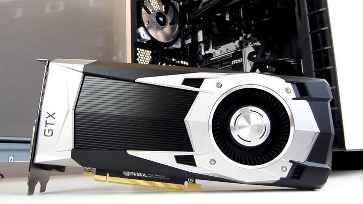 Nvidia GTX1060 Founder Edition incelemesi '2.15GHz'e Hızaşırttık!'