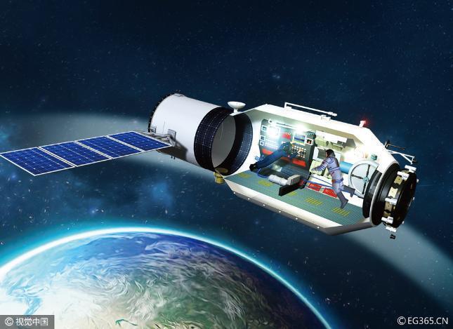 Çin, bir uzay istasyonuna sahip olan tek ülke haline gelebilir