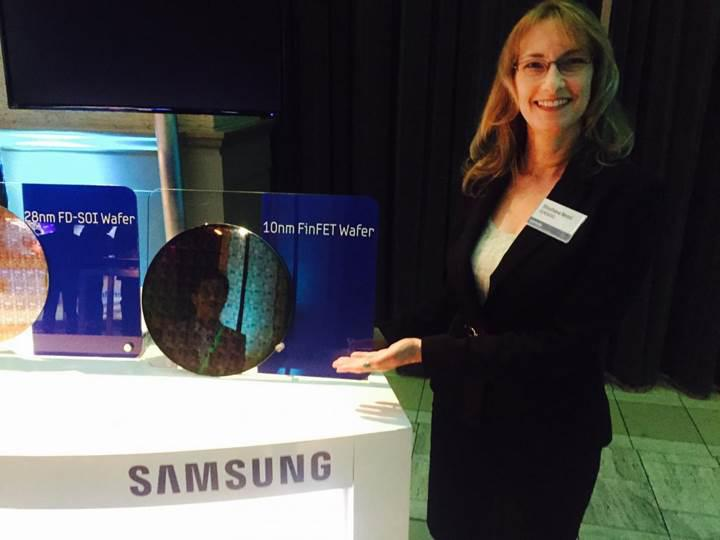 Samsung 10nm sürecine başlıyor