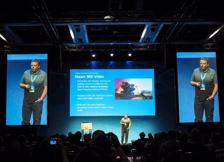 Valve, Steam üzerinden 10K 360 derece videoya hazırlanıyor