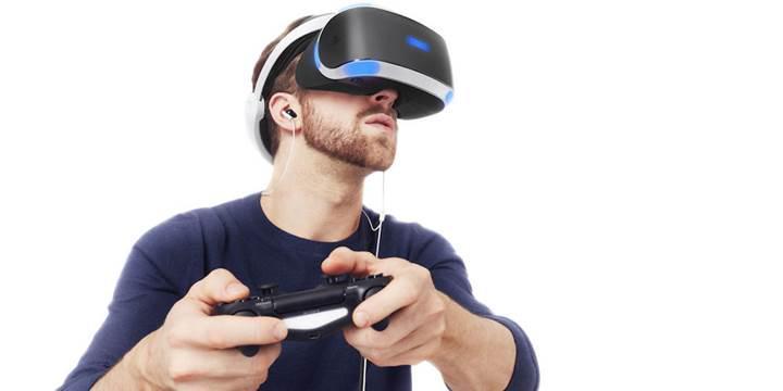 Sony PS VR yüzbinlerce satıyor