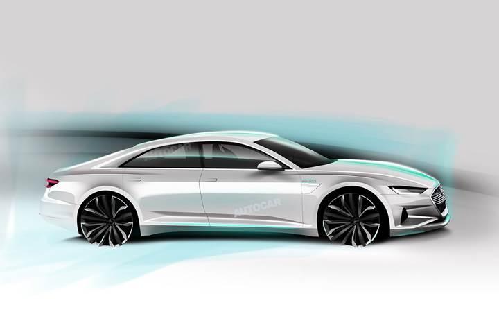 Audi'nin tamamen elektrikli araç serisi 'e-tron' adını kullanacak