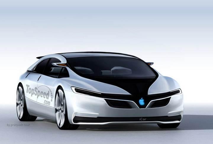 Apple'ın otomobil projesi rafa kalktı yerini otonom sürüş platformu alıyor