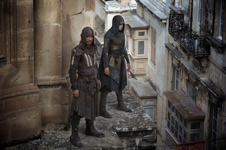Assassin's Creed filminden yeni fragman ve poster