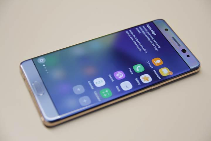 Samsung kullanılmayan Note 7 parçaları için ödeme yapacak