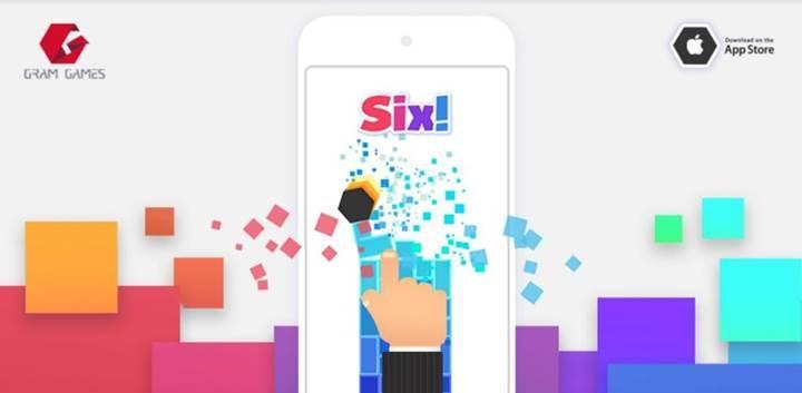 Six!: Gram Games'den eğlenceli bir oyun