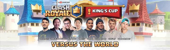 En büyük Clash Royale turnuvasına hazır olun