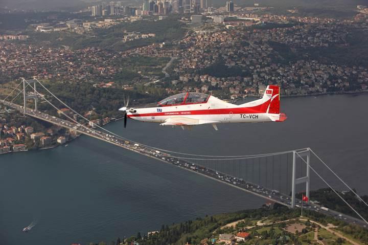 Hürkuş, Türk Hava Kuvvetleri Komutanlığı envanterine giriyor