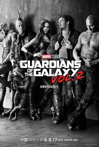 Guardians of the Galaxy Vol. 2 ilk fragman burada