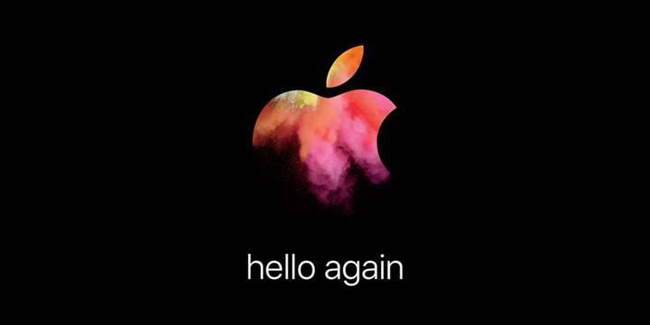 27 Ekim Apple etkinliği resmileşti