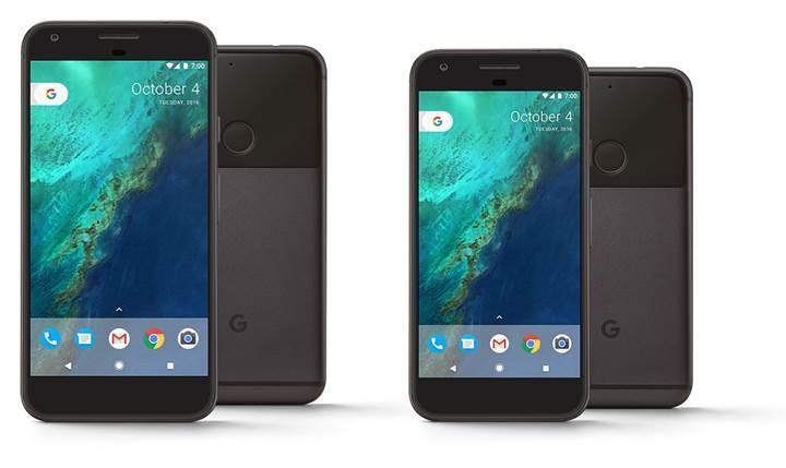 Google Pixel'in duvar kağıtları PlayStore'da