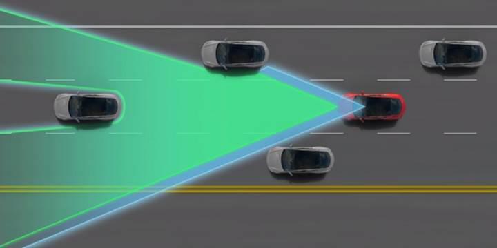 Artık bütün yeni Tesla'lar tam otonom için gereken donanıma sahip