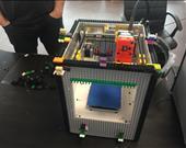 Çocuklar için 3D yazıcı.