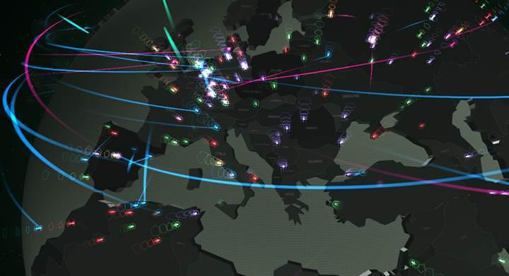DDoS saldırıları interneti kilitledi: Bağlantılarda büyük oranda yavaşlama var