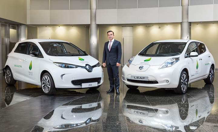 Renault-Nissan yeni teknolojiler geliştirmek için ortaklığa açık olduklarını söylüyor