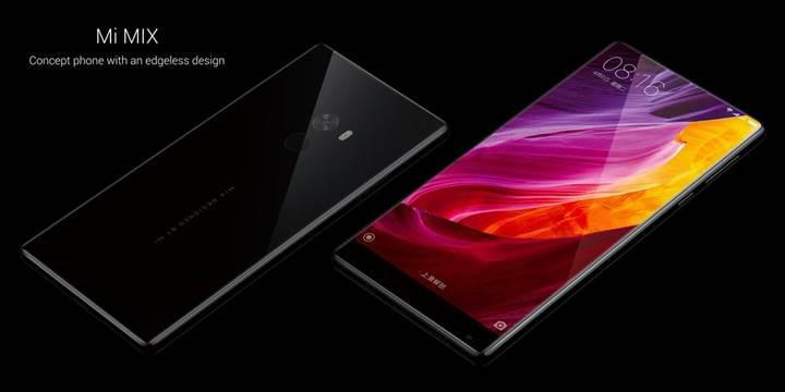 Xiaomi Mi Mix: Konseptten gerçeğe