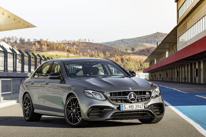 2018 Mercedes-AMG E63 ve E63 S resmiyete kavuştu