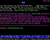 Lynx'in bu metin odaklı yapısı, tarayıcısı görme engelli kullanıcılar için ideal bir araç haline getiriyor. Zira Lynx yapısı gereği çoğu yazıyı sesli metine çevirme yazılımıyla uyumlu.