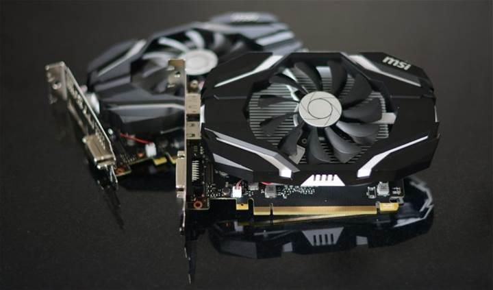 Nvidia GeForce GTX 1050 Ti raflara çıkıyor