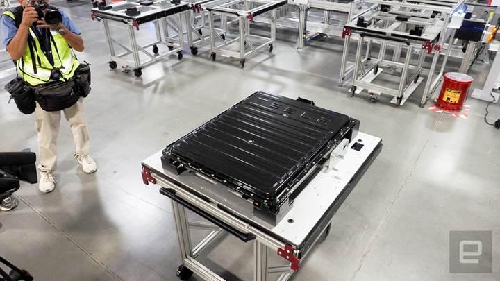 Tesla kurumsal bataryalarının enerji yoğunluğunu iki katına çıkardı