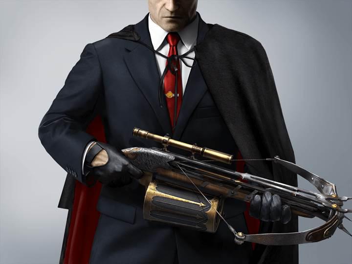 Hitman: Sniper güncellemesi oyunu Cadılar Bayramına çeviriyor