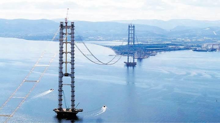 Çanakkale 1915 Köprüsü 2023'te tamamlanacak, bilmeniz gerekenler yazımızda