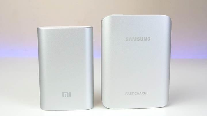 Samsung Battery Pack powerbank incelemesi