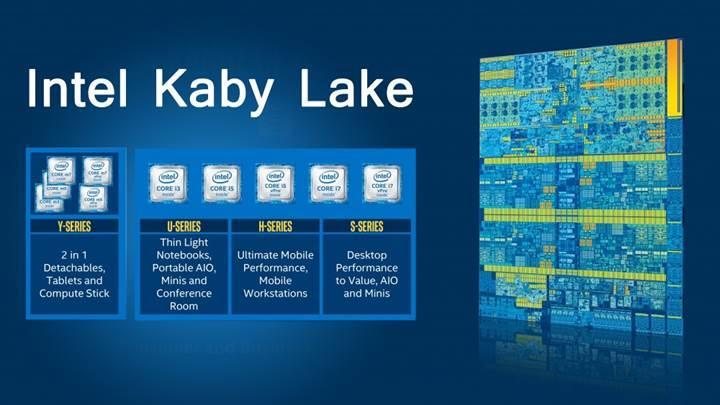 Masaüstü Kaby Lake-s işlemciler sızdı