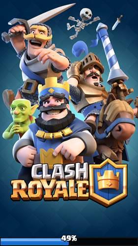 Clash Royale güncellendi: Kral Kupası için özel etkinlik