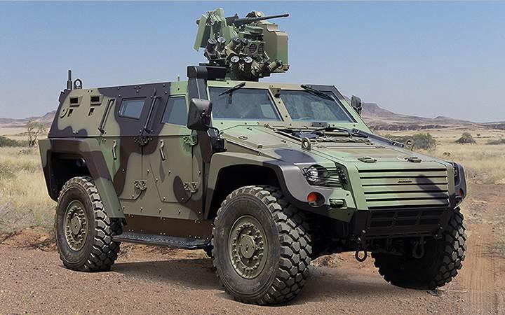 ASELSAN, Kazakistan ordusuna SARP silah sistemi satacak
