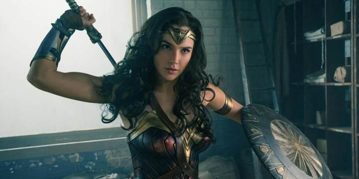 Wonder Woman filminden yeni fragman ve poster