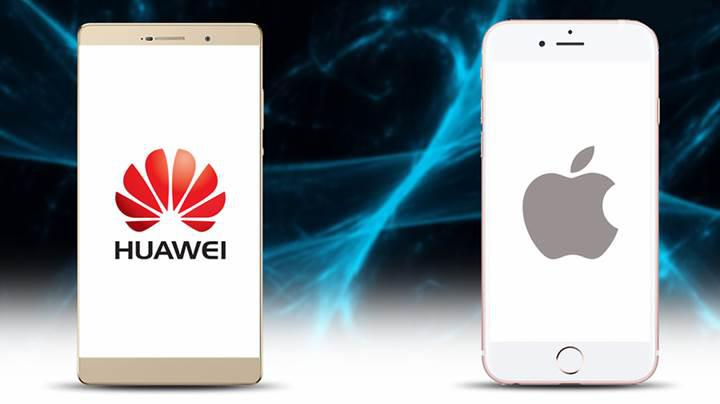Huawei: 2 yıl içinde Apple'ı geride bırakacağız