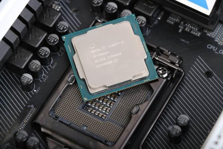 Intel i5-7600K Benchmarkları Sızdı