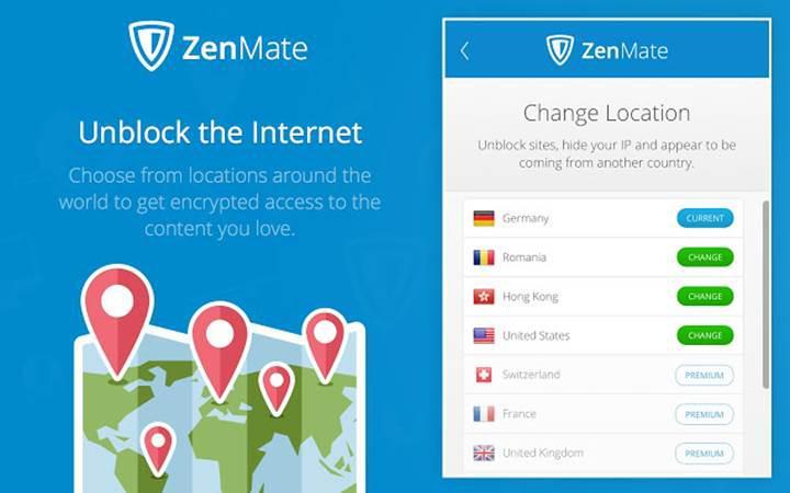 ZenMate: Türkiye'de VPN şirketleri engelleniyor