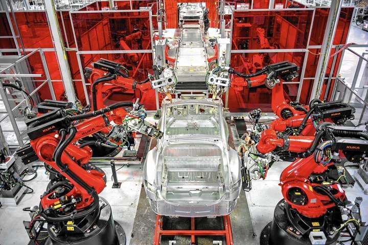 Tesla'dan Almanya hamlesi: üretim kapasitesi katlanacak