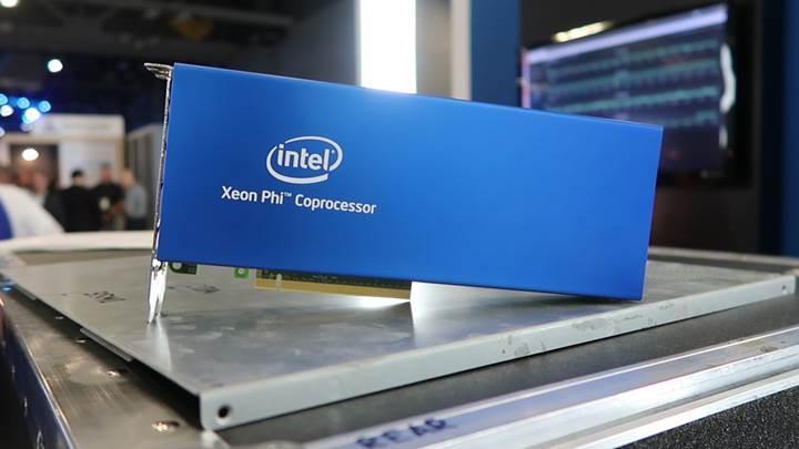 Intel, AMD ve Nvidia'nın GPU'larına rakip