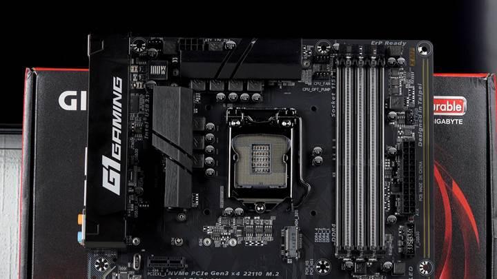 Gigabyte Z170X Ultra Gaming incelemesi 'Bol LED Aydınlatmalı ve Hızaşırtma Meraklısı'