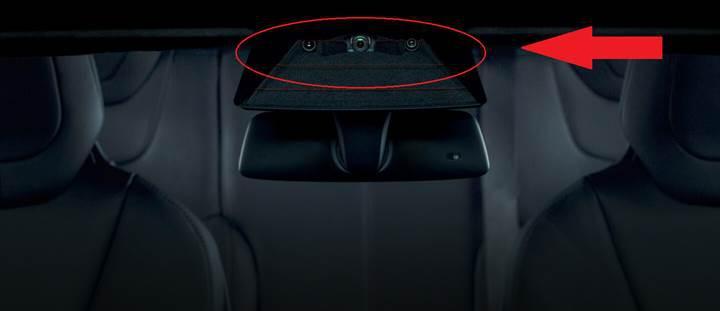 Tesla'nın yeni otomatik pilot donanımına dair detaylar ve görseller