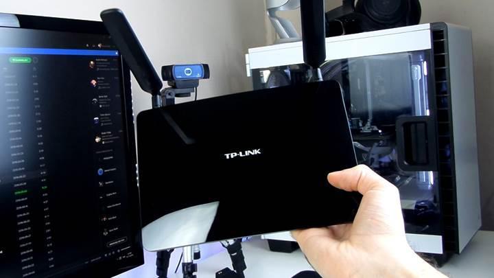 TP-Link AC750 Archer MR200 incelemesi 'İnternet kesintisi ve engellemelerine 4G LTE Router çözümü'