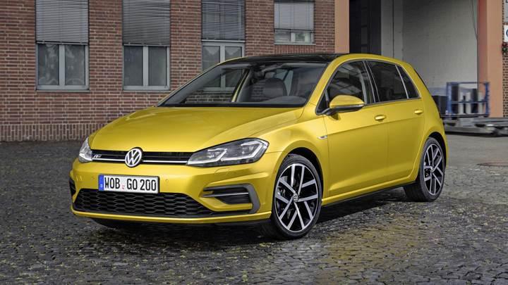 Makyajlı 2017 Volkswagen Golf önemli detaylarıyla karşınızda