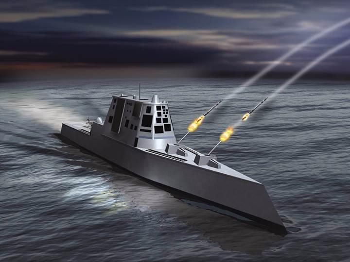 Amerikan donanması yüksek mermi fiyatı nedeniyle yeni silahını kullanamıyor