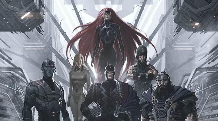 Marvel dizilerine bir yenisi daha ekleniyor: The Inhumans