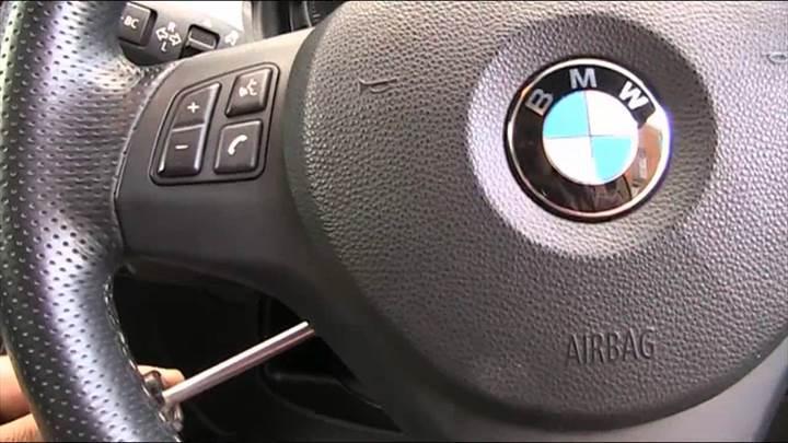 BMW'de hava yastığı kabusu: 33 bin 600 araç geri çağrılıyor