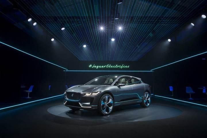 Jaguar 2020'ye kadar modellerinin yarısında elektrikli seçeneği sunacak