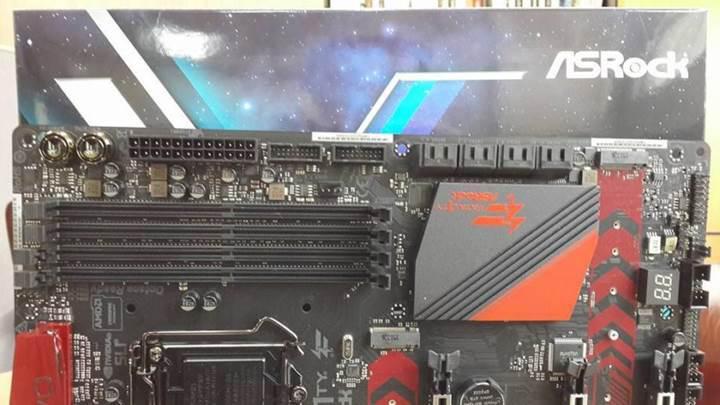 ASRock Fatal1ty Z270 Gaming K6 sızdırıldı