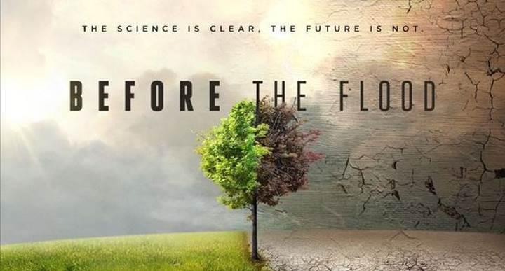 İklim değişikliği belgeseli Before the Flood izlenme rekorları kırdı