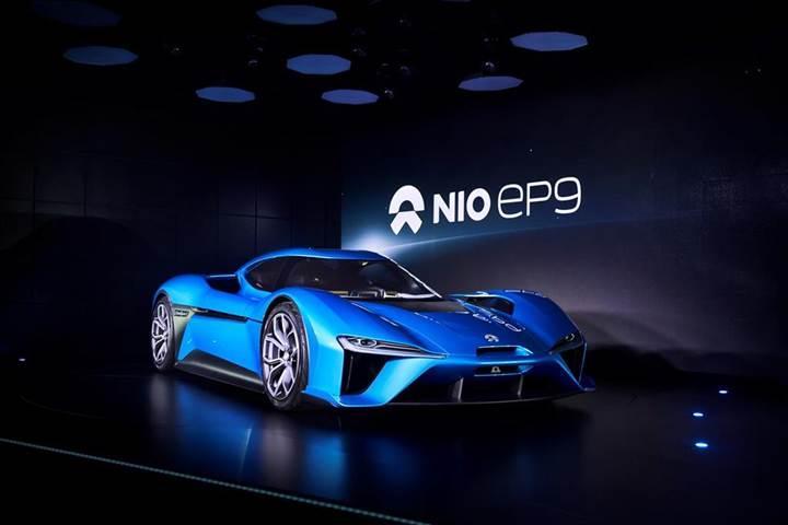 Dünyanın en hızlı elektrikli aracı: NIO EP9