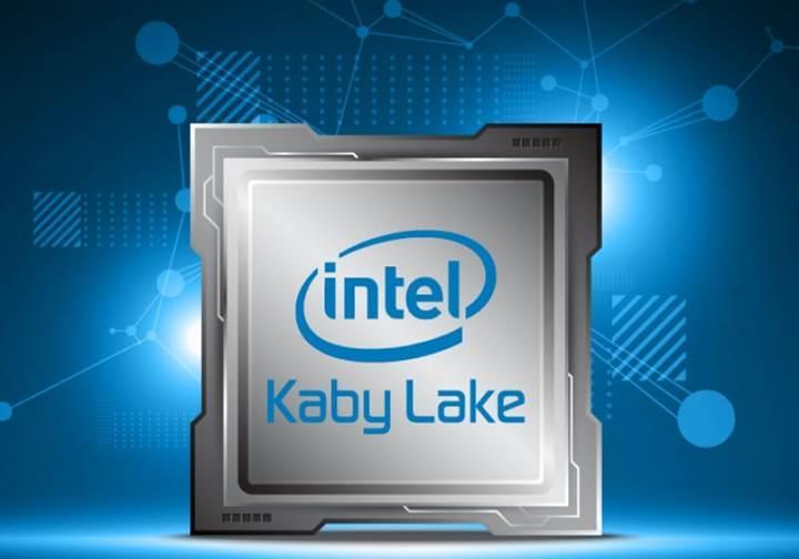 Intel'in Kaby Lake platformuna yönelik yeni bilgiler var