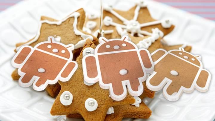 Android 2.3 Gingerbread'e destek kesiliyor